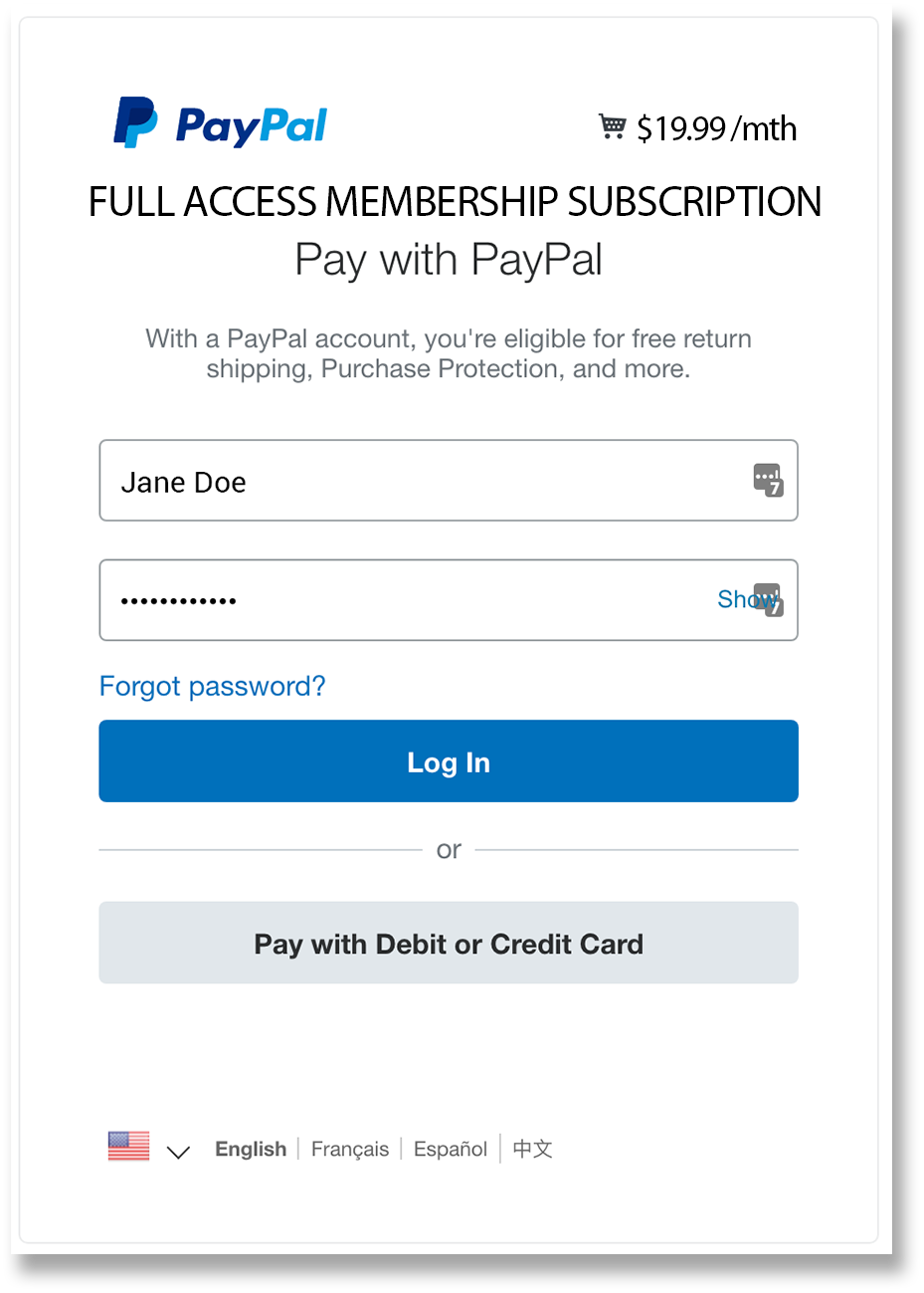 payment_Full_Access